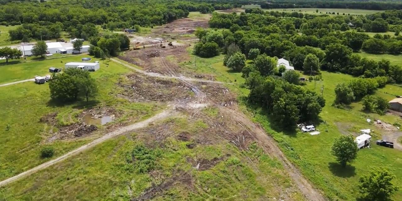 Video:  Keetonville Hill Construction Progress