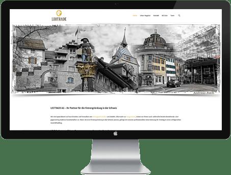 webdesign-projekt-leotrade