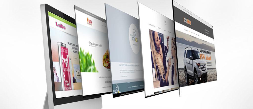 Webdesign Bottrop
