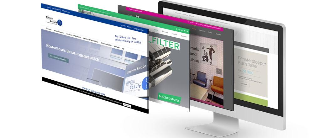 Webdesign Herten