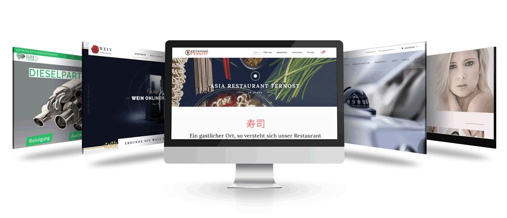 Webdesign Herzogenrath
