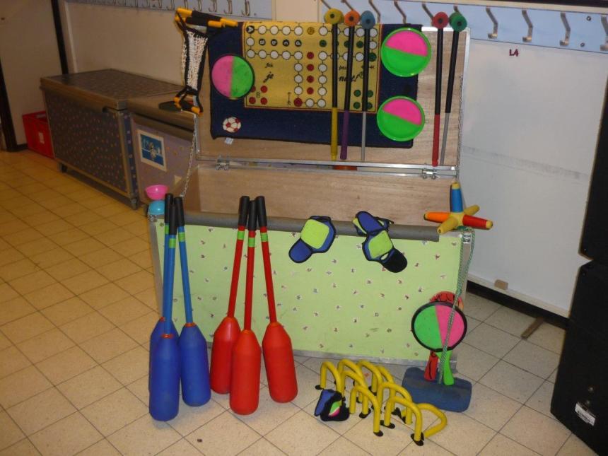 Speelgoedkoffer L3 - L4