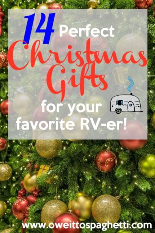 See the best items to give your favorite RVer for Christmas! - oweittospaghetti.com