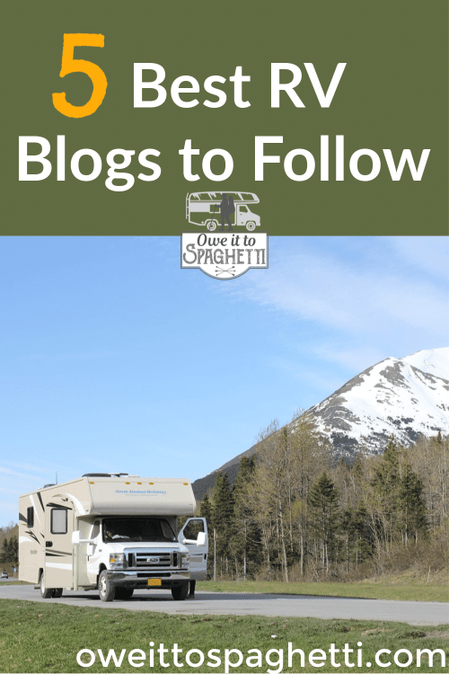 rv living full time blogs pinterest pin