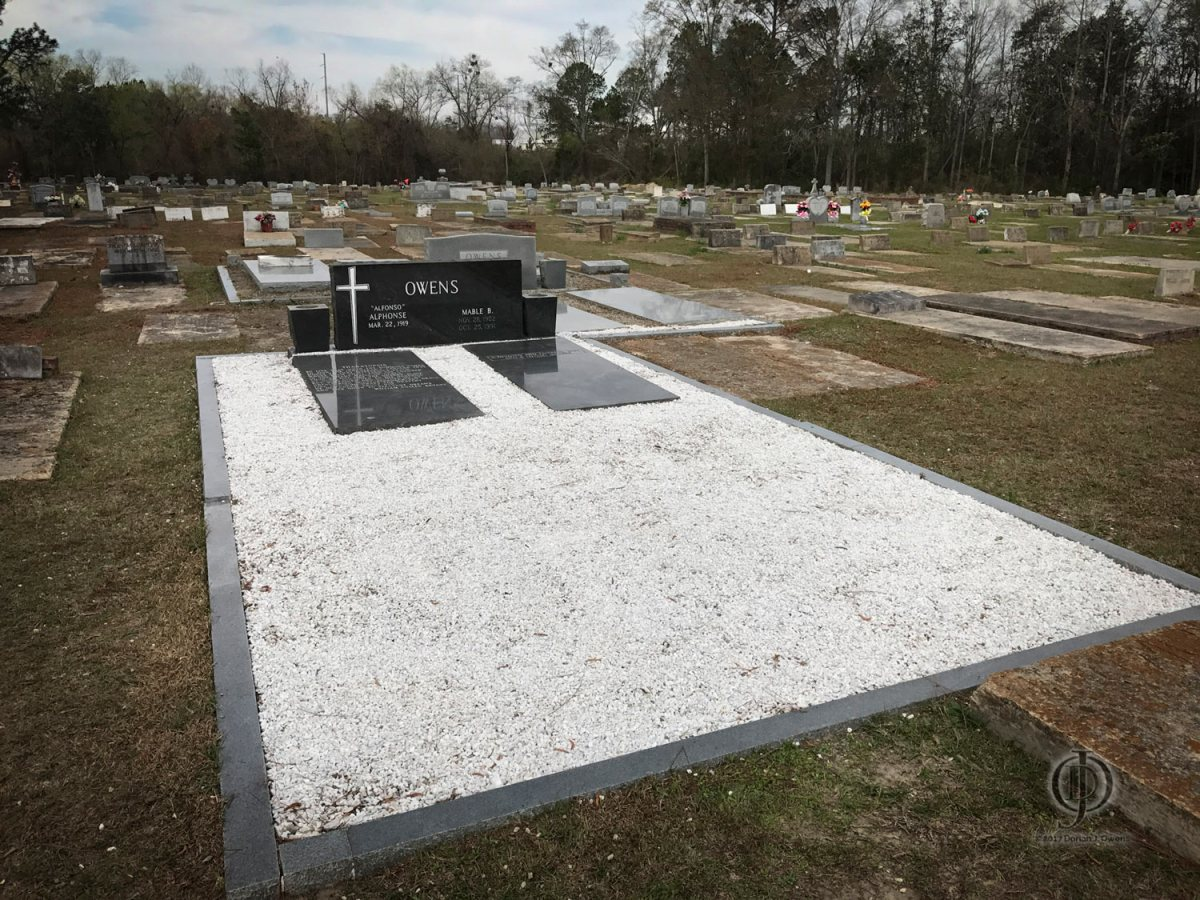 Owens Family Plot: Ocilla, Georgia
