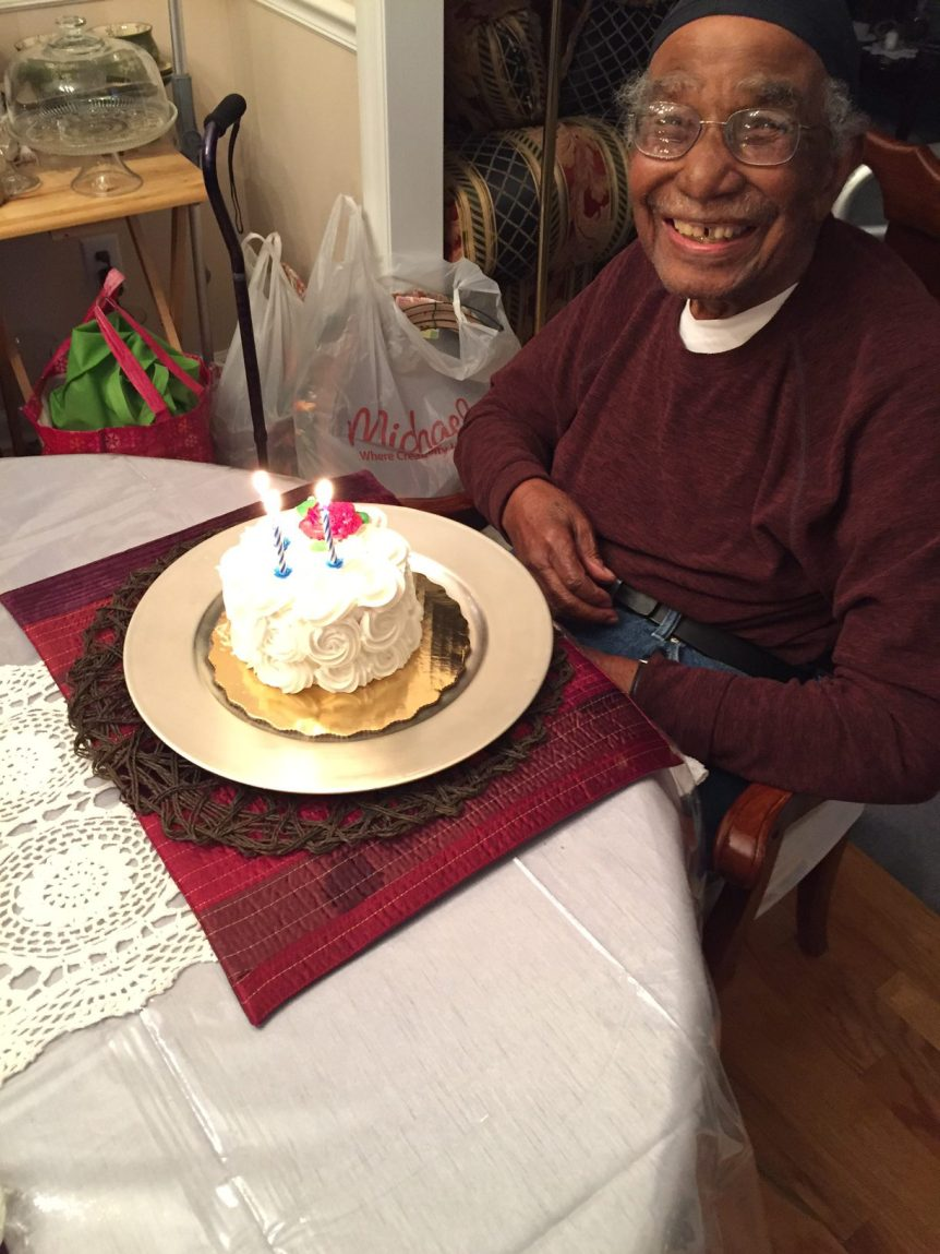 Alphonso Owens: 98 Years Young!