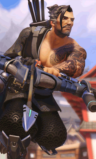 OW Hero Hanzo Overwatch Hanzo Stats And Strategy