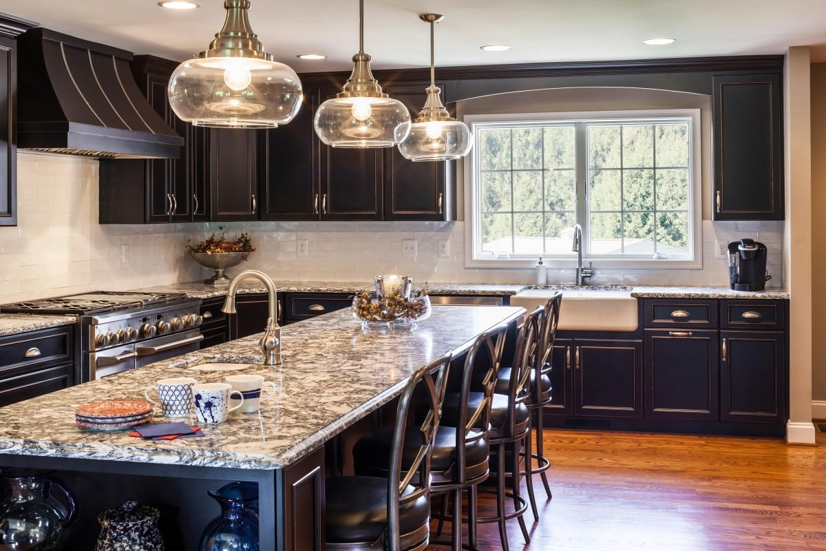 kitchen remodeling - kitchen cabinets | owings brothers contracting