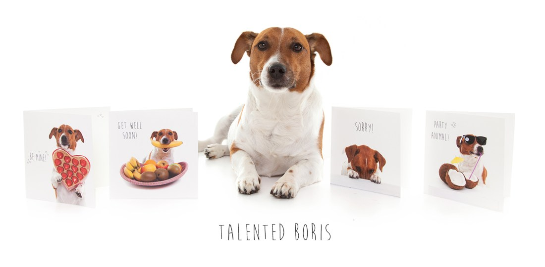 Talented Boris