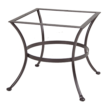 OW Lee Standard Iron Chat Table Base