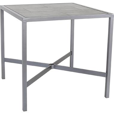 OW Lee Quadra Iron Counter Table