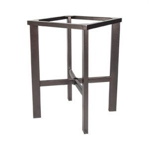 OW Lee Modern Aluminum Counter Table Base
