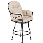 OW Lee Cambria Club Swivel Rocker Counter Stool