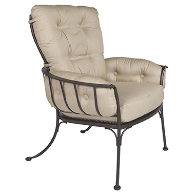 OW Lee Monterra Club Dining Arm Chair