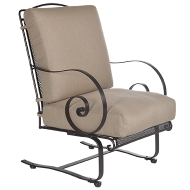 OW Lee Avalon Spring Based Lounge Chair