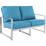 OW Lee Pendleton Pacifica Love Seat