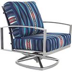 OW Lee Pendleton Pacifica Swivel Rocker Lounge Chair