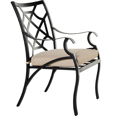 OW Lee Grand Cay Dining Arm Chair