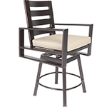OW Lee Gios Swivel Counter Stool