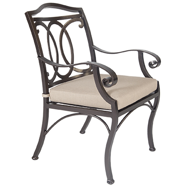 OW Lee Palisades Dining Arm Chair
