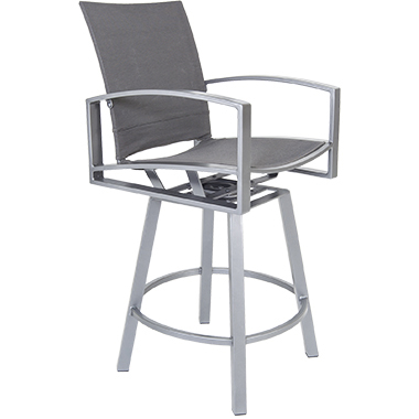 OW Lee Pacifica Swivel Bar Stool