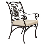OW Lee San Cristobal Dining Arm Chair
