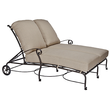 OW Lee San Cristobal Double Chaise Lounge