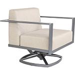 OW Lee Studio Swivel Rocker Lounge Chair
