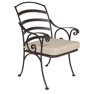 OW Lee Siena Dining Arm Chair
