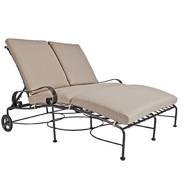 OW Lee Classico Adjustable Double Chaise