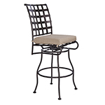 OW Lee Classico Swivel Bar Stool With no Arms