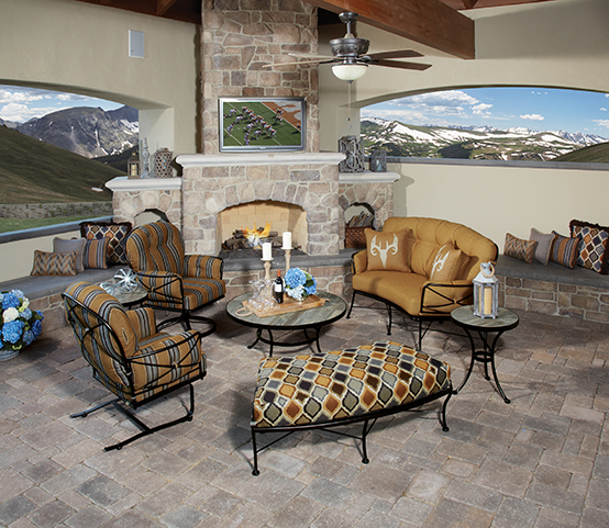 OW Lee Cambria Luxury Outdoor Patio Furniture