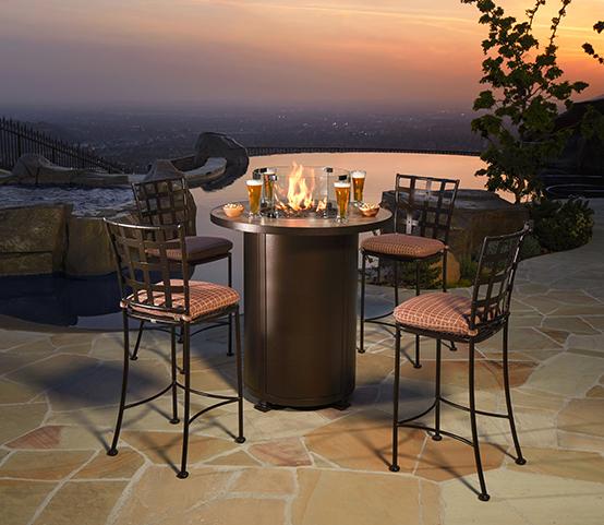 OW Lee Bistro Casa Luxury Outdoor Patio Furniture
