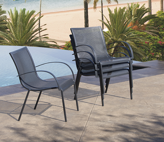 OW Lee Lennox Luxury Outdoor Patio Furniture