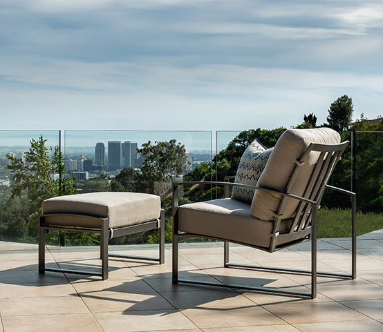 OW Lee Pacifica Luxury Outdoor Patio Furniture