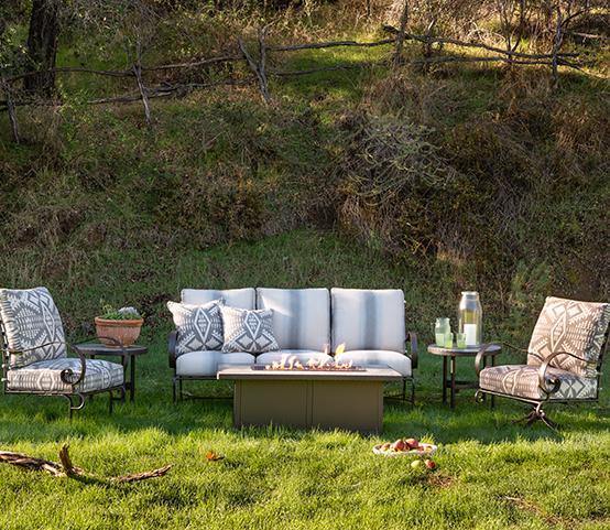 OW Lee Pendleton Classico Luxury Outdoor Patio Furniture