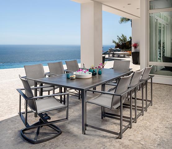 OW Lee Studio Luxury Outdoor Patio Furniture