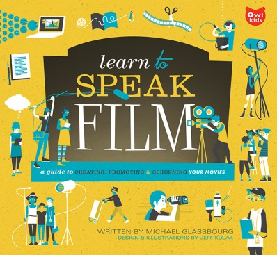 Learn to Speak Film book cover