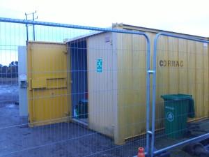 Container Break-in