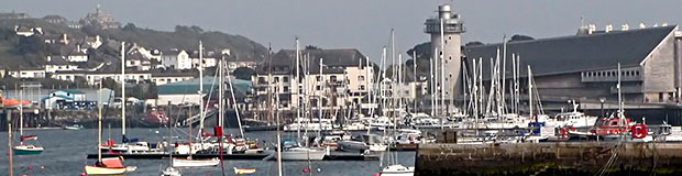 Falmouth, Cornwall (Harbour)