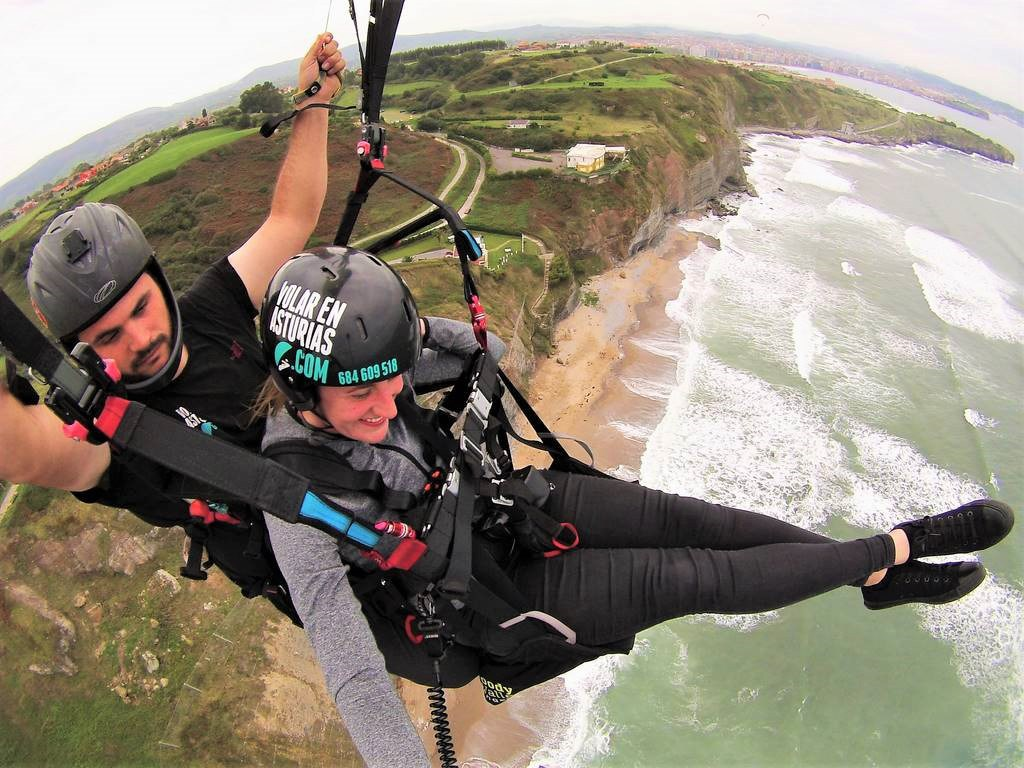 The Best Paragliding Spots Around The World • Owl Over The World