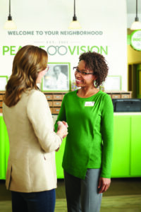 Pearle Vision remains committed to the doctor-patient relationship, and to providing education and support that allows doctors to change lives.