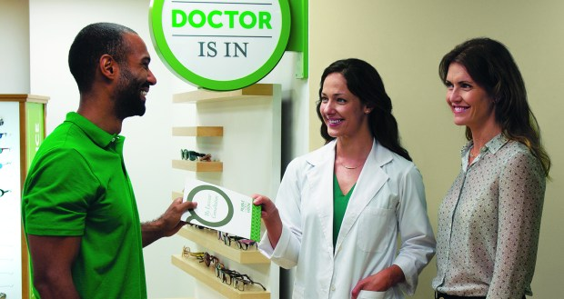 Pearle Vision Optometrists open a fifth location for patients in Las Vegas