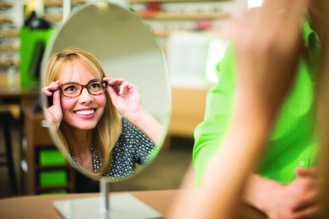 394d96e369 Patients visit Pearle Vision franchise locations because of convenience and  style.