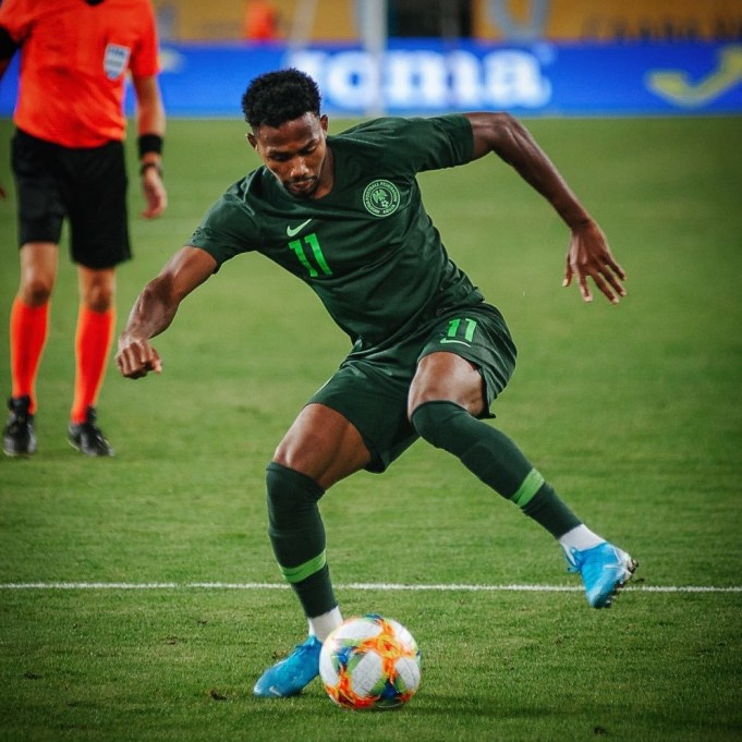 Leicester city fails to follow up their interest in super eagles star player