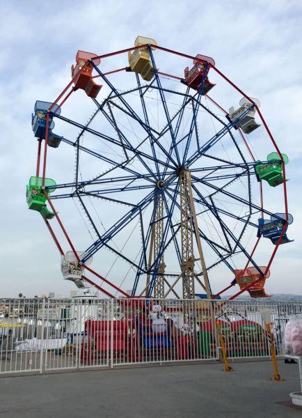 Landmark of the Balboa Fun Zone, rather like a west coast Coney Island