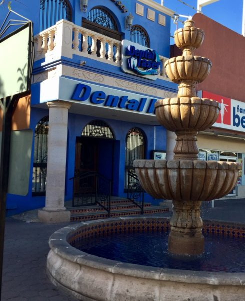 Pssst. If you go to a dentist in Mexico to save money ...