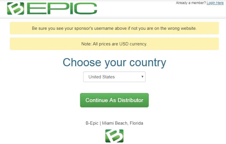 B-Epic enrollment beginning