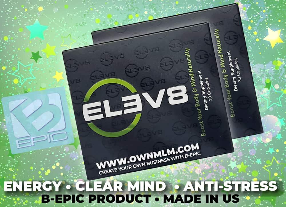 bepic's Elev8 pills
