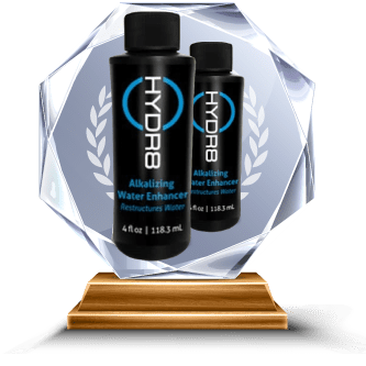 Hydr8 water supplement by B-Epic